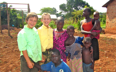 How Mission Trips Formed Our Boys