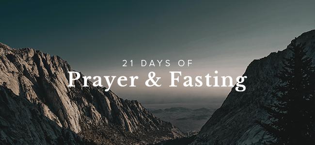 21 Days | Preparation Week: Day 7